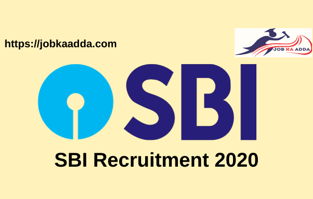 State Bank of India-SBI Recruitment 2020 for Deputy Manager