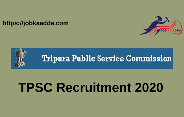 TPSC Recruitment 2020