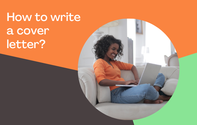 How to write a cover letter for your experience job to online apply?