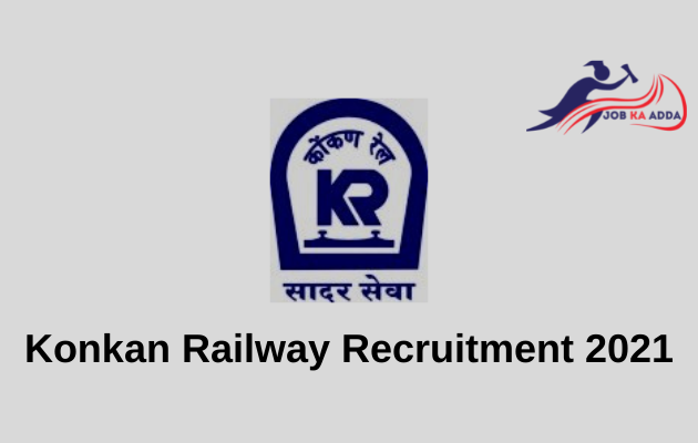 Konkan Railway Recruitment 2021 online apply for Assistant Accounts Officer/Section Officer | Mumbai