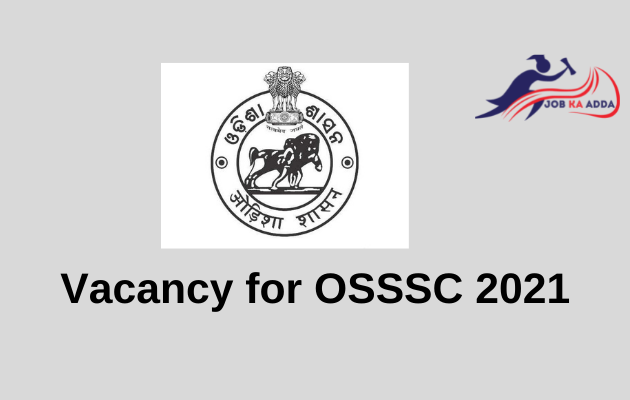 Recruitment in OSSC 2021| Small Savings & Financial Inclusion Officer | Bhubaneswar