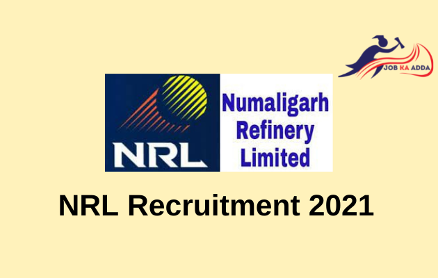 NRL Recruitment 2021 apply online for Graduate Engineer Trainee/Assistant Officer