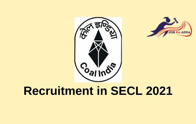 Recruitment in SECL 2021 for Clerk   Location-Across India   196 Posts