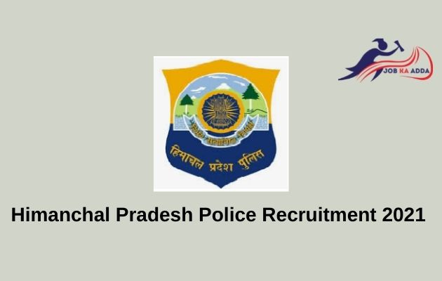 HP Police Recruitment 2021 | Constables | 1334 Posts